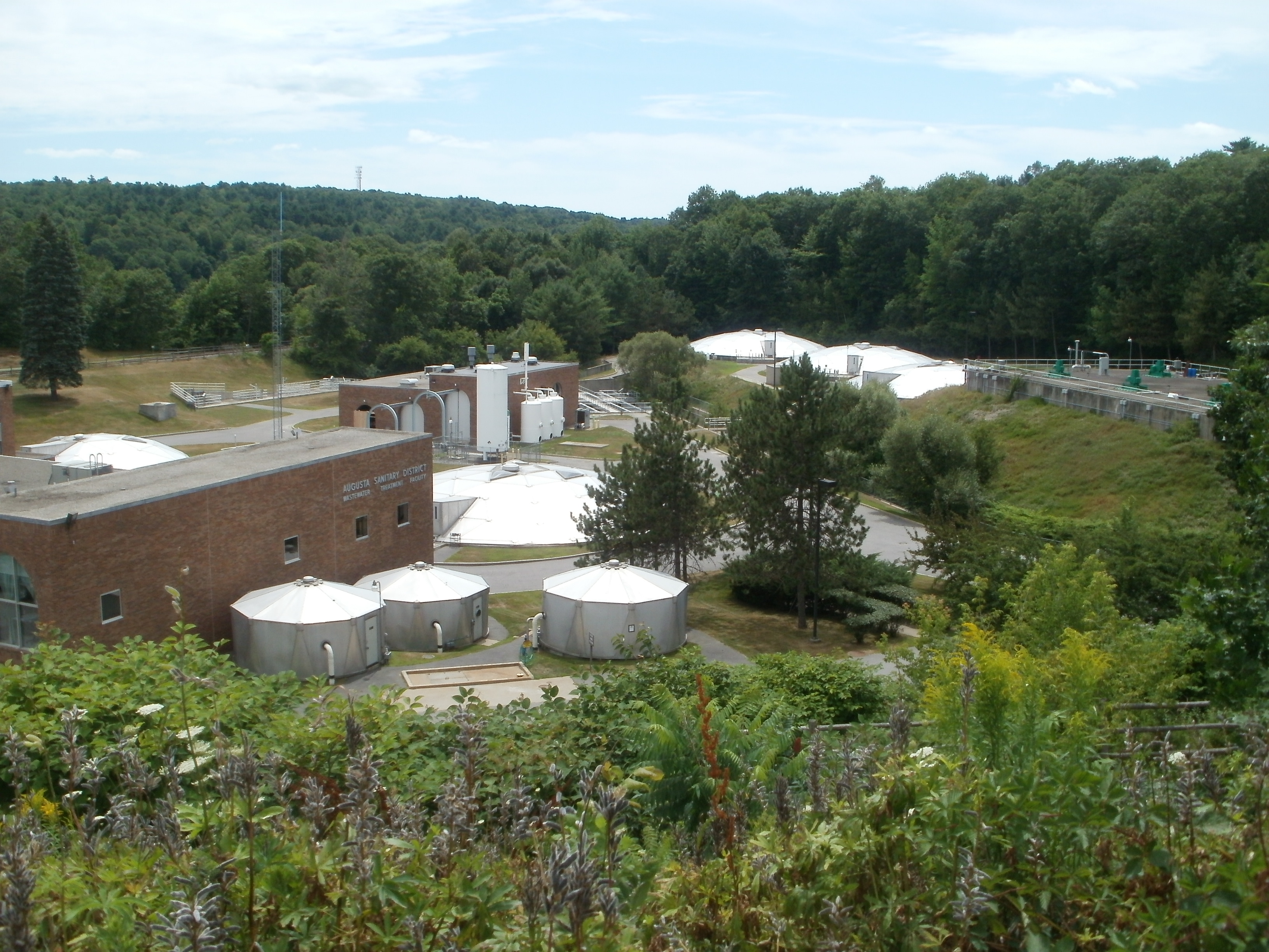 GAUD Wastewater Treatment Plant
