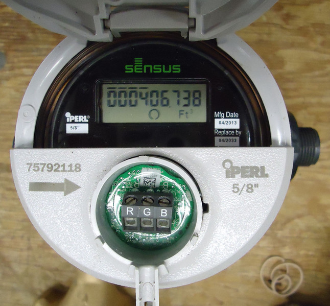 Digital Water Meter Reading : How to read your water meter greater augusta utility